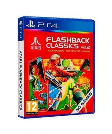 Juego Sony ps4 atari flashback classics volume 2