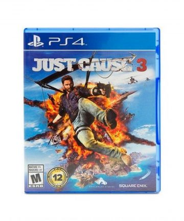 Juego Sony ps4 just cause 3