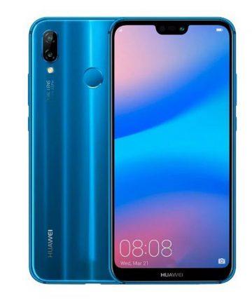 Huawei p20 lite 64gb (azul eléctrico)