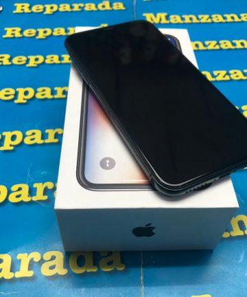Iphone x 64gb (gris espacial)