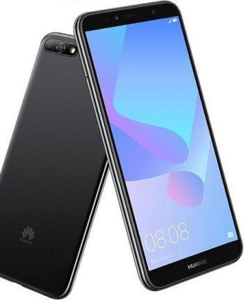 Huawei y6 2018 (negro)