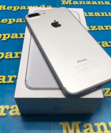 Iphone 7 plus 32gb (silver)